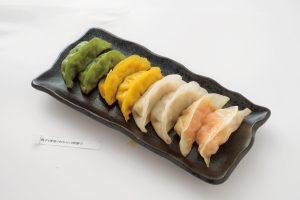 餃子4種盛り合わせ(2個盛り)